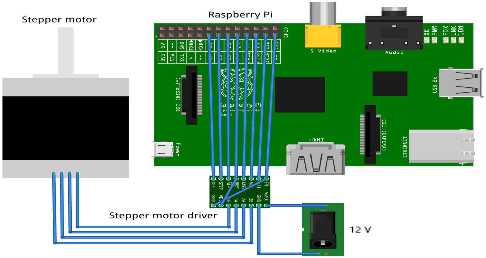 Syringe Pump Library Open Source Imaging Circuit Diagram Electronic Schematic Of